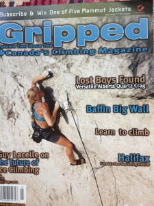 I made it on the cover!